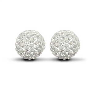 10mm Special Cz Earrings