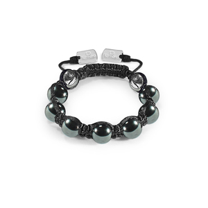 Kids 8mm Kamara Hematite BT