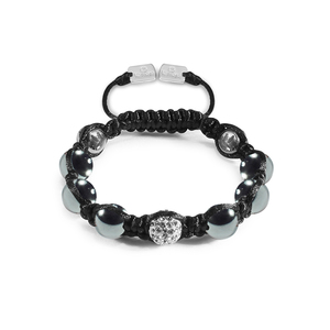 Kids 8mm Kamara 1 Cz Hematite BT