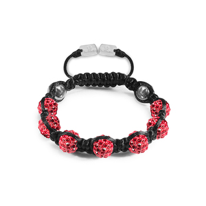 Kamara 8mm Kids Red Crystal BT